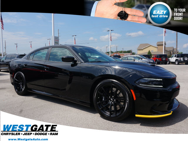 New 2018 Dodge Charger R T