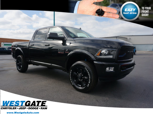 New 2018 Ram 2500 Laramie Crew Cab In Plainfield W1828003