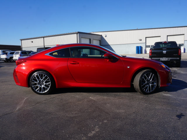 Pre Owned 2017 Lexus Rc 300 2d Coupe In Plainfield W1800248p